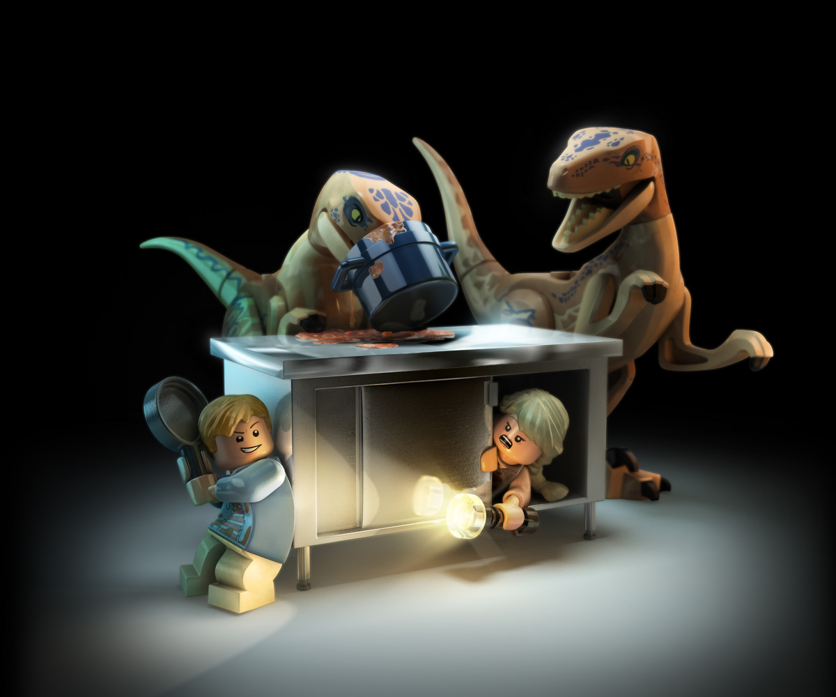 Lego Jurassic World Videogame Art 7 Page 2 Of 2