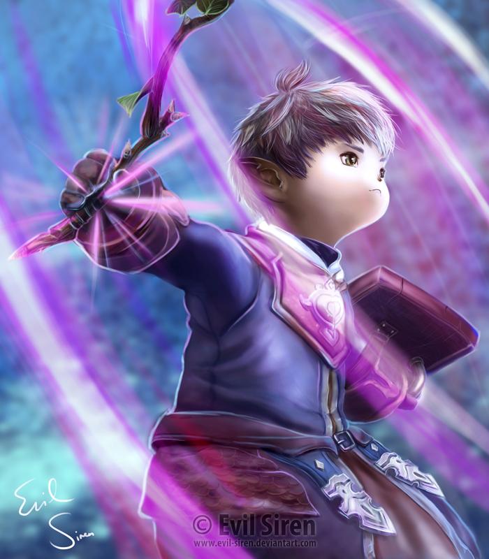 Final Fantasy XIV Fan Art