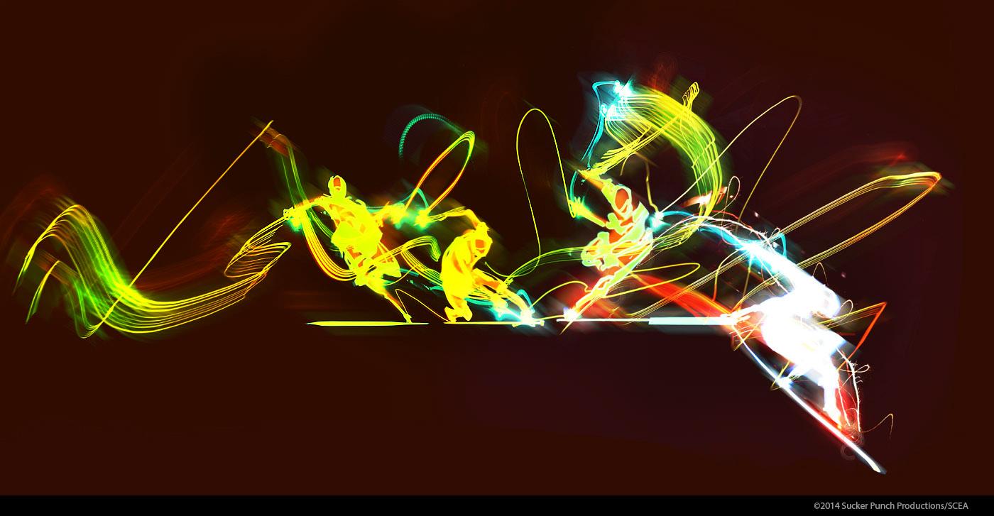 Levi_Infamous_Neon_Dash_1