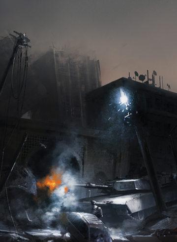 The Art of Battlefield 3
