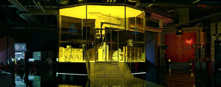 Quantum Break Art - Ville Assinen