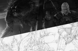 MARCIN KAROLEWSKI - Witcher 3 Concept Art
