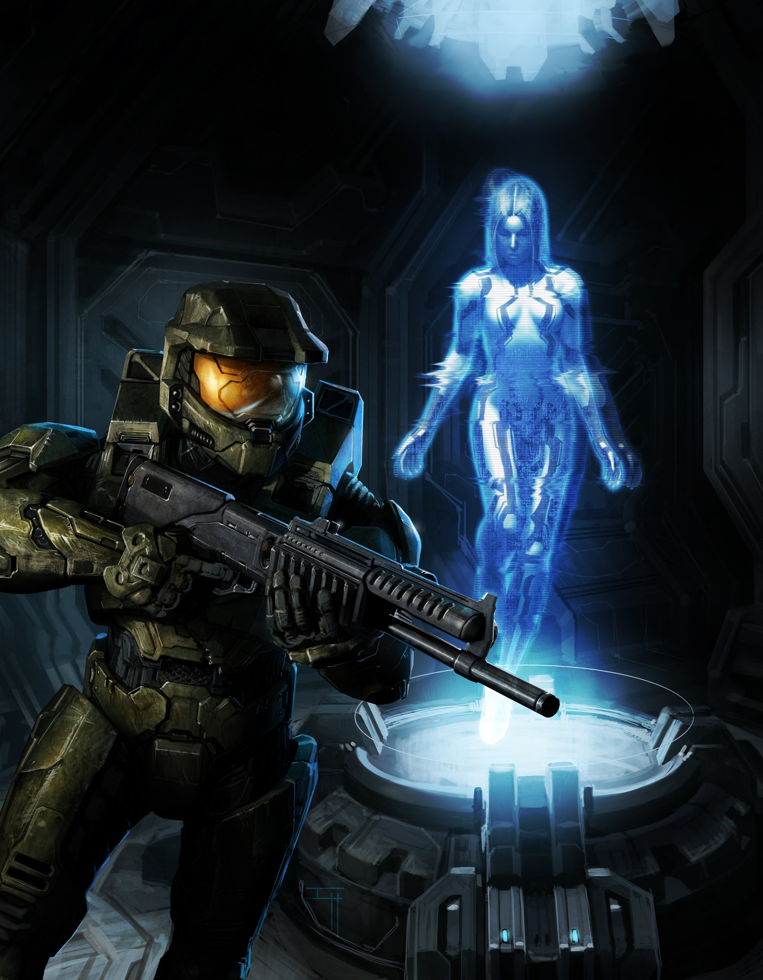 Cortana and master chief nude sexy streaming