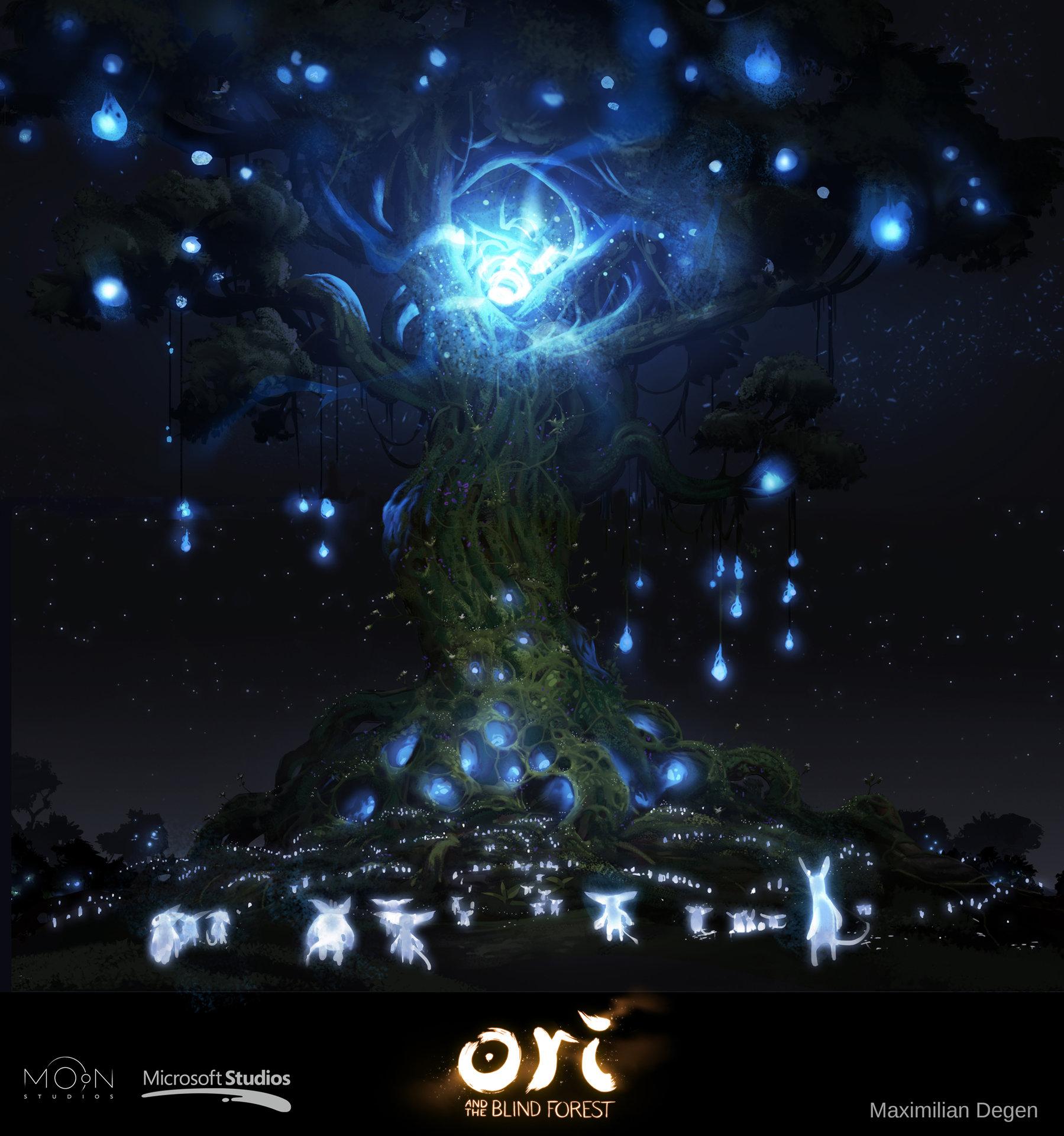 Maximilian Degen - Spirit Tree