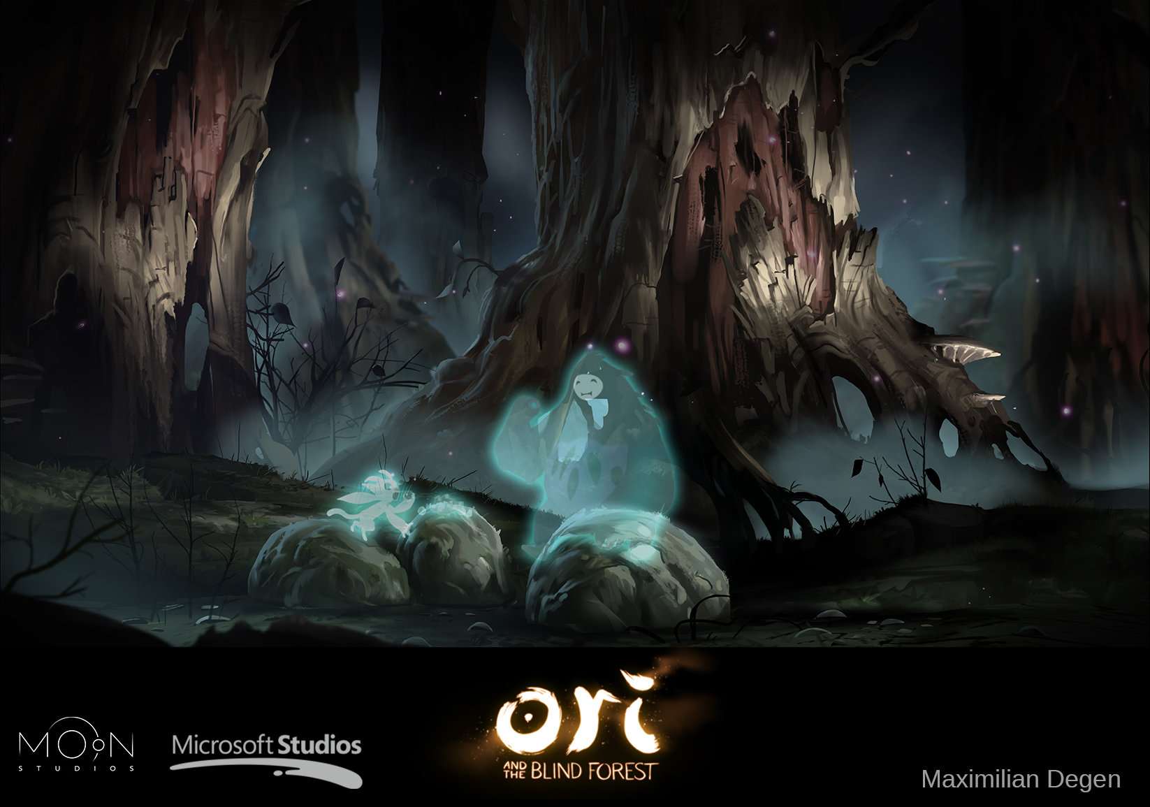Maximilian Degen - Ori and the Blind Forest