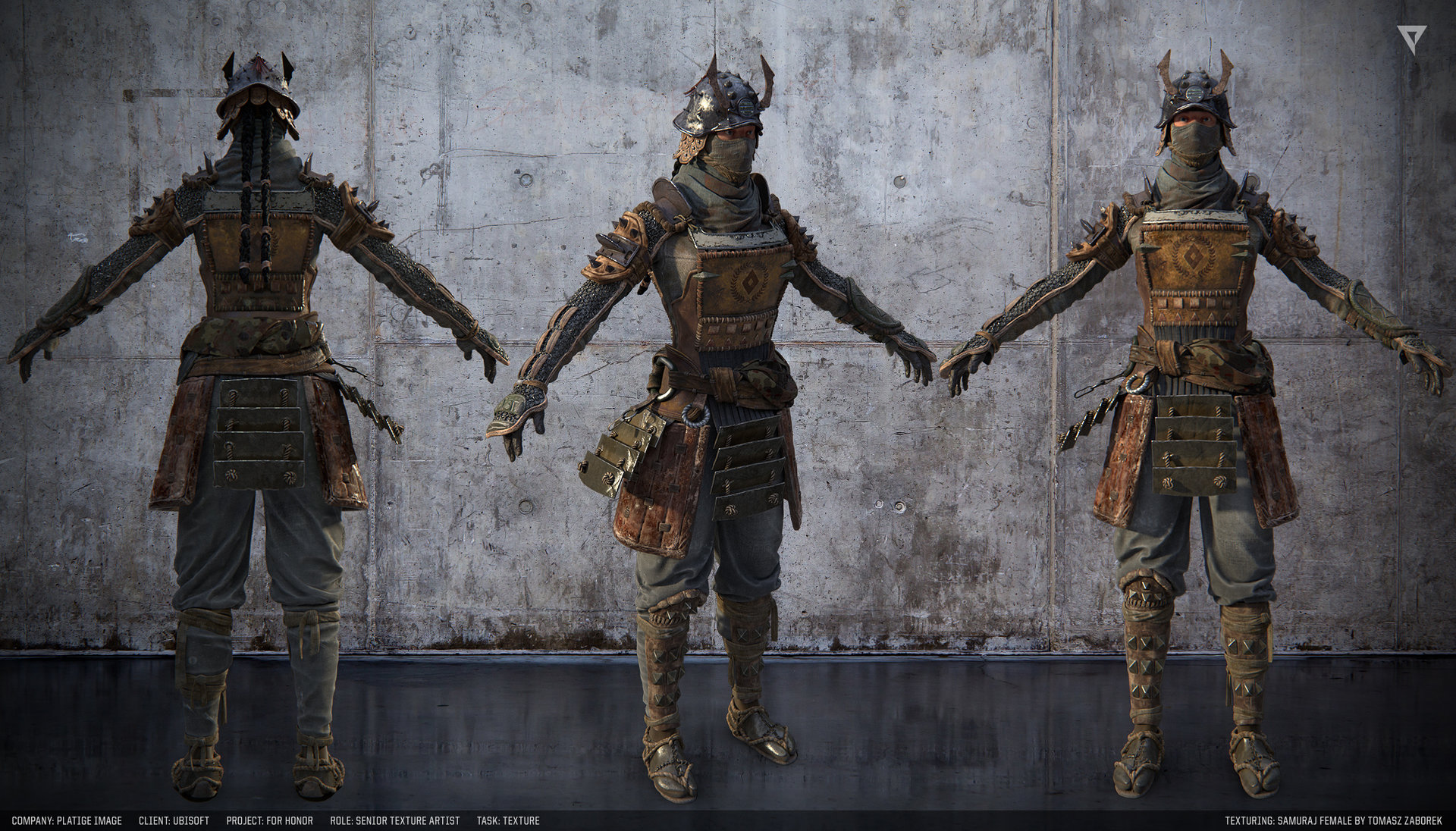 House Designer Online For Honor Trailer Concept Art By Platige 67 Escape