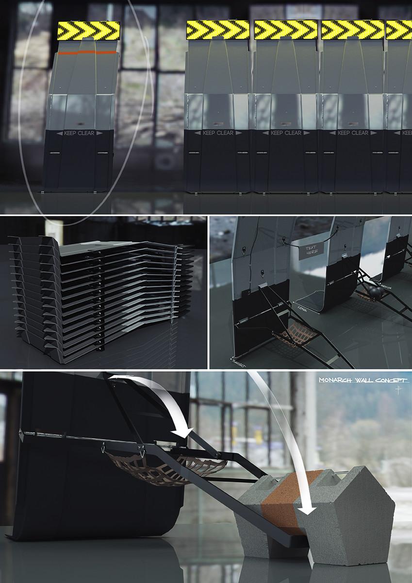 Ville Assinen - Fence Concept
