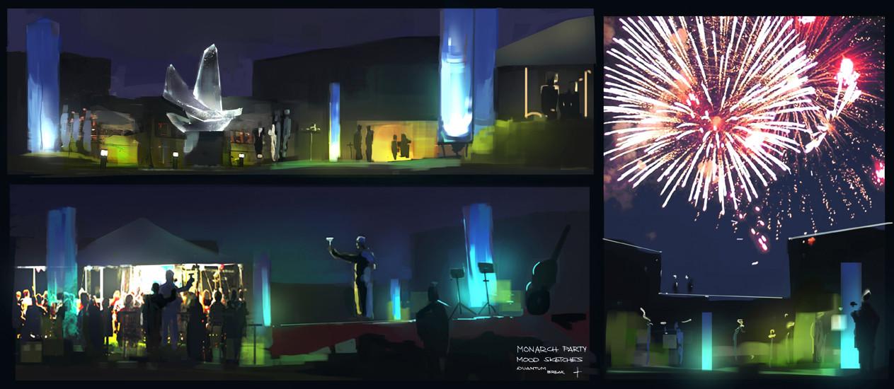 Ville Assinen - Quantum Break