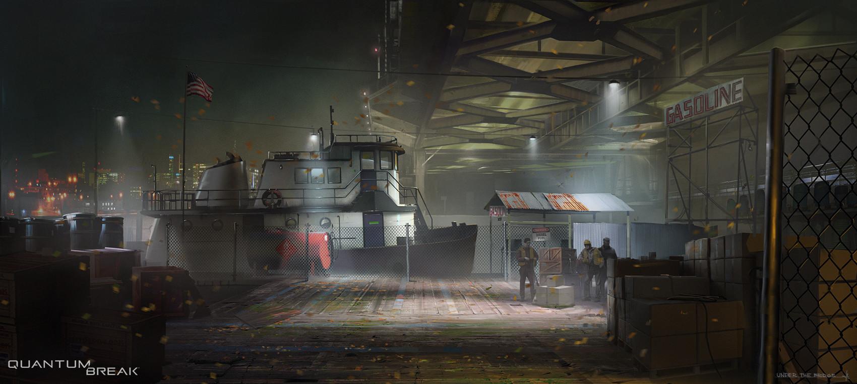 Ville Assinen - Under Bridge