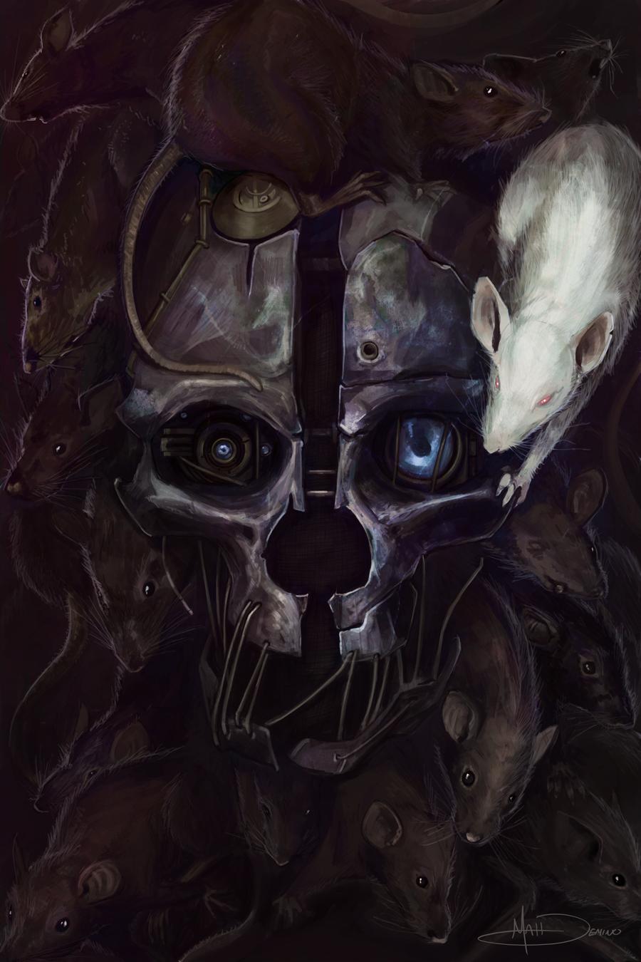 Dishonored Fan Art