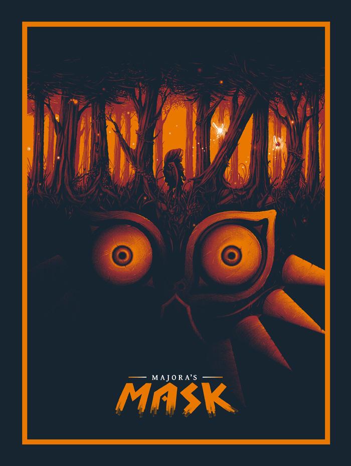 Ian Wilding Majoras Mask
