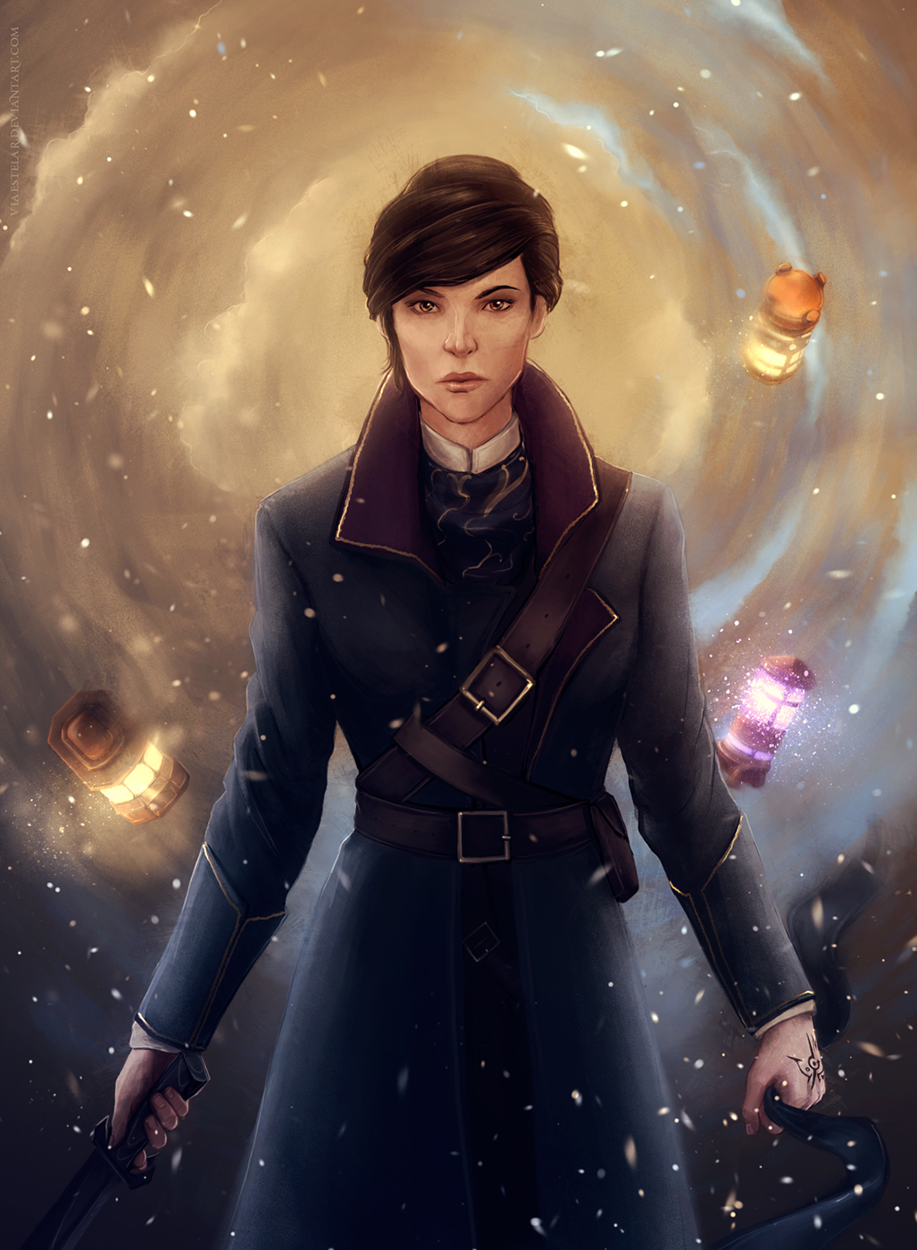 All Hail Emily - Dishonored 2