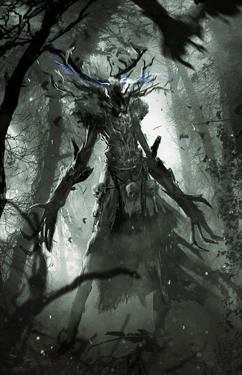 The Witcher 3 Concept Art