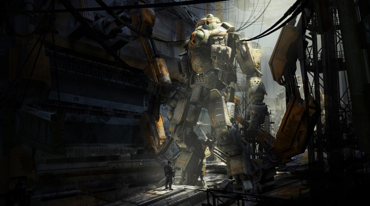 Titanfall Concept Art