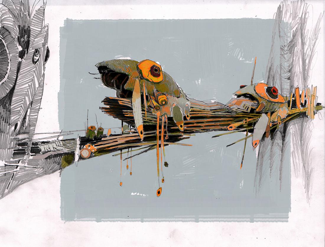 Theo Artwork