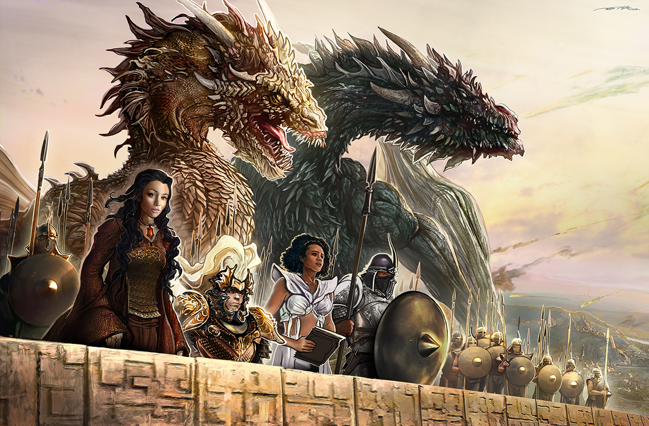 Game of Thrones Art