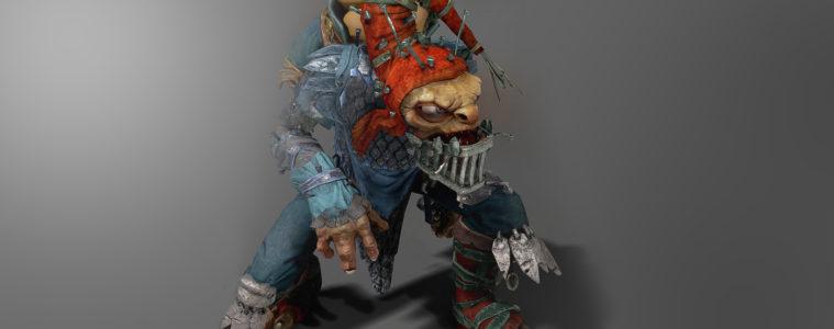 Fable Legends Character Art