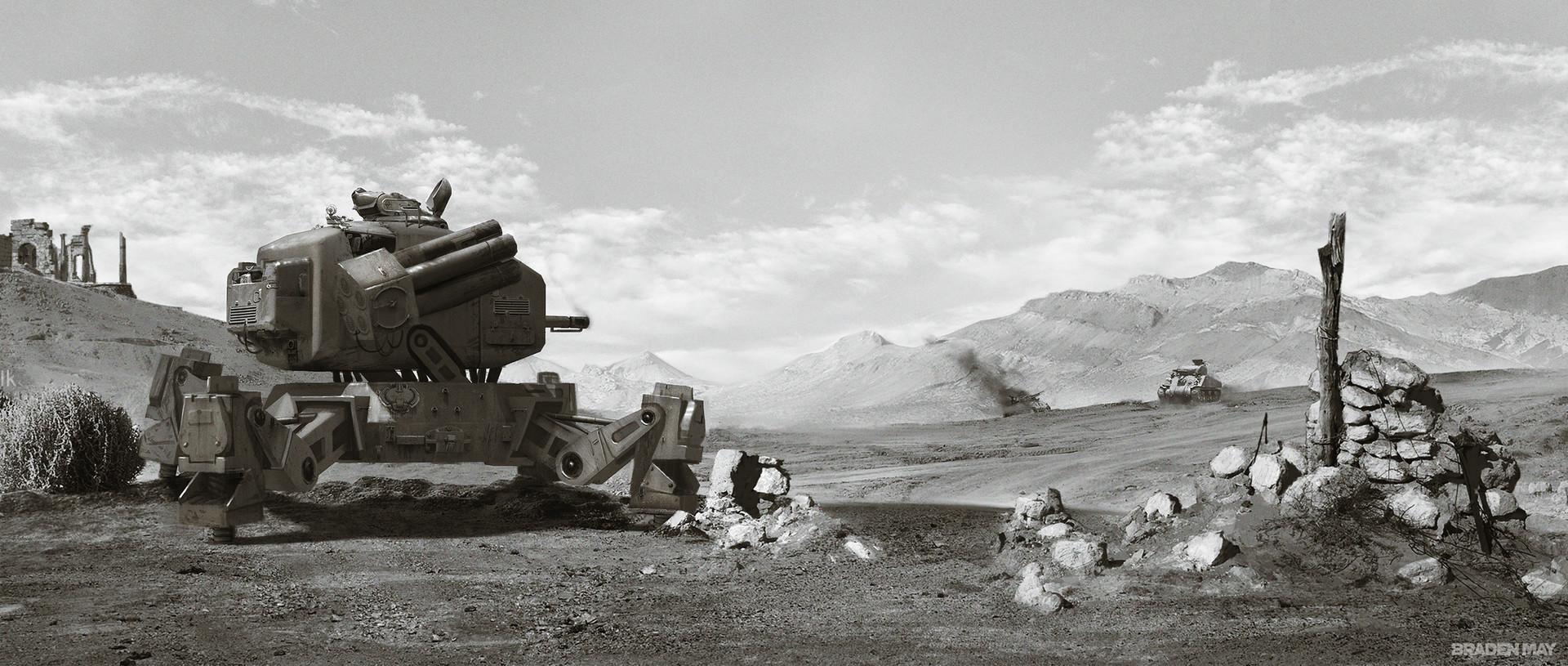 Alternate World War II Artwork