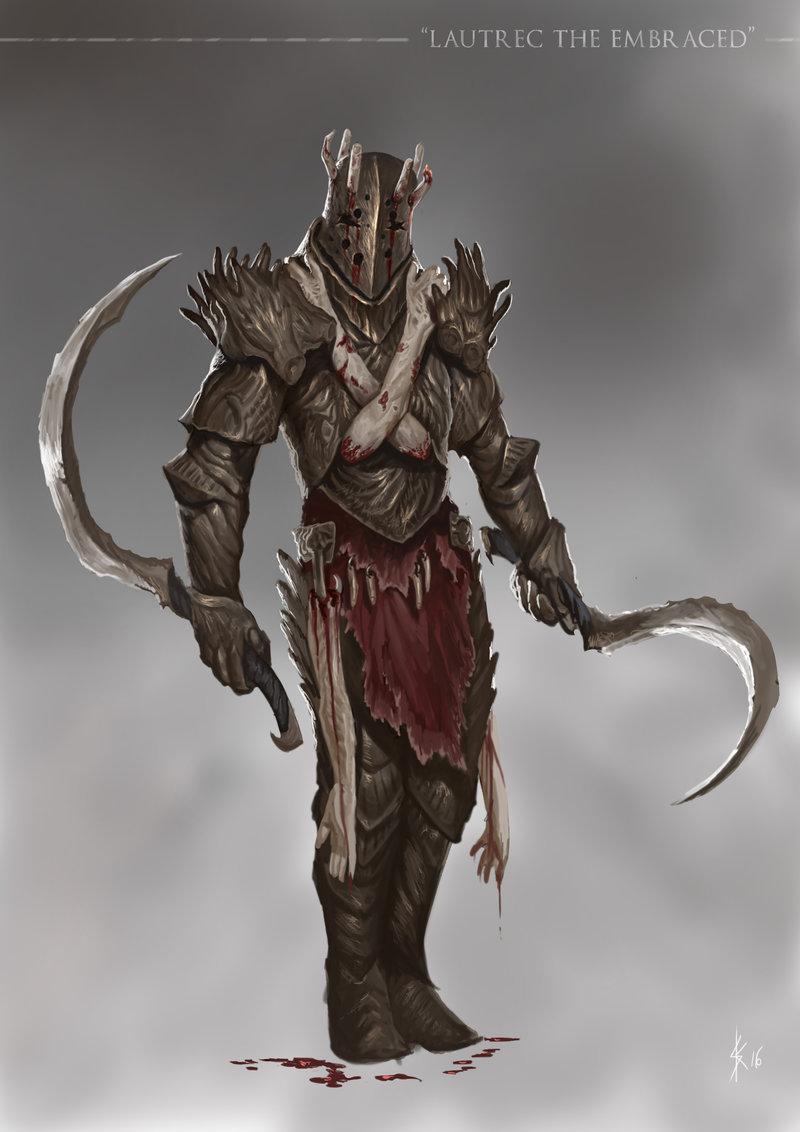 Grimdark Souls