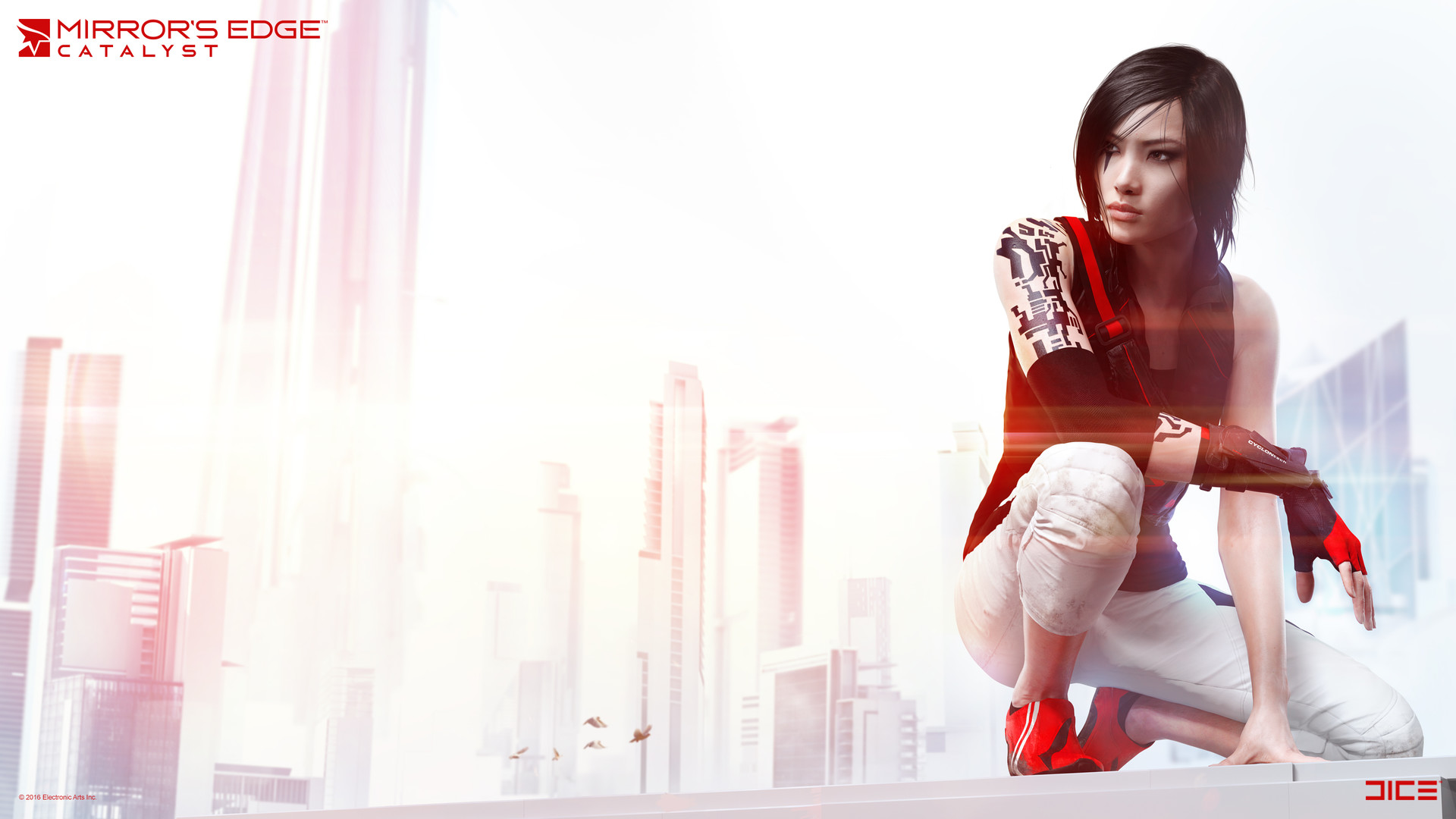 Per Haagensen - Mirror's Edge Catalyst