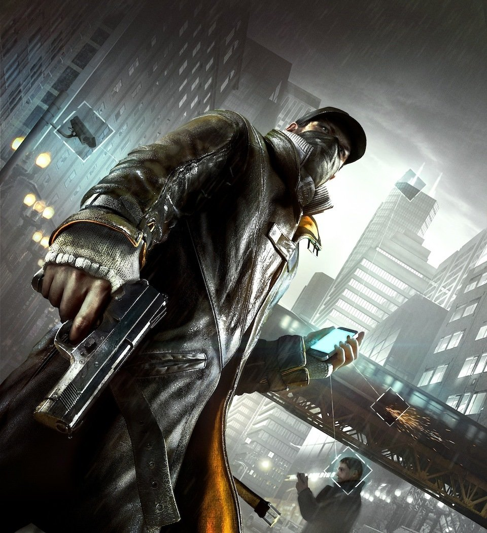 Watch_Dogs Concept Art