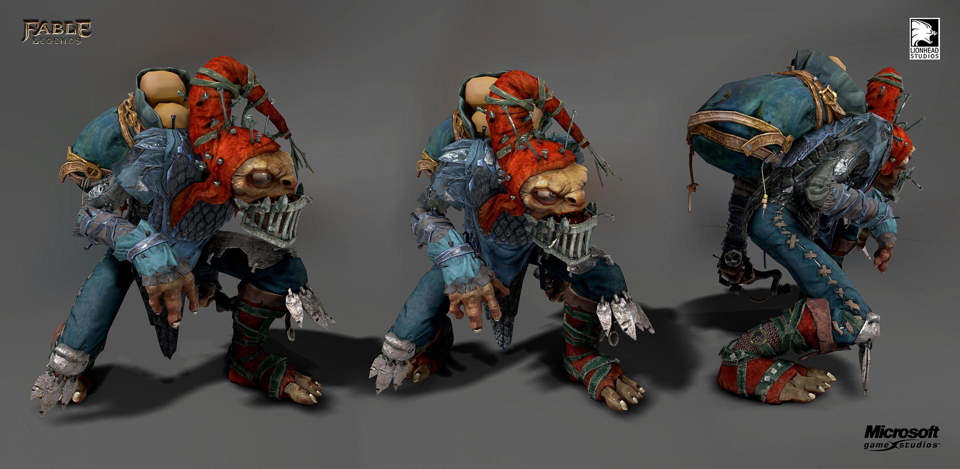 Yuen Sin Ng - Character Art
