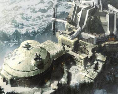 Destiny Concept Art