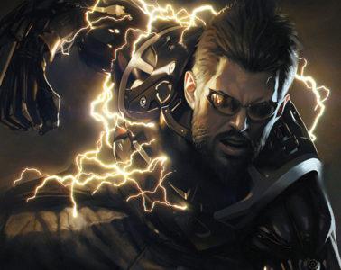 Deus Ex Concept Art
