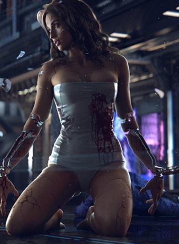 Cyberpunk 2077 Teaser Trailer
