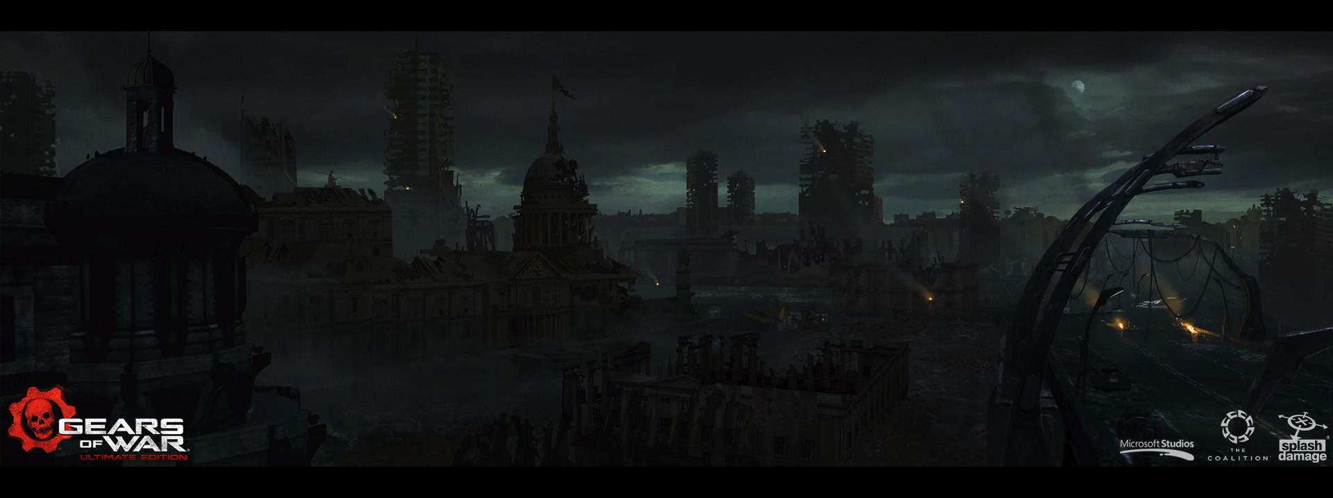 Gears of War - Concept Art