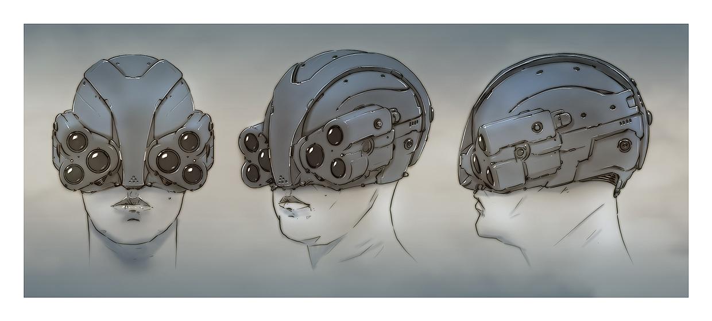 Cyberpunk 2077 Concept Art