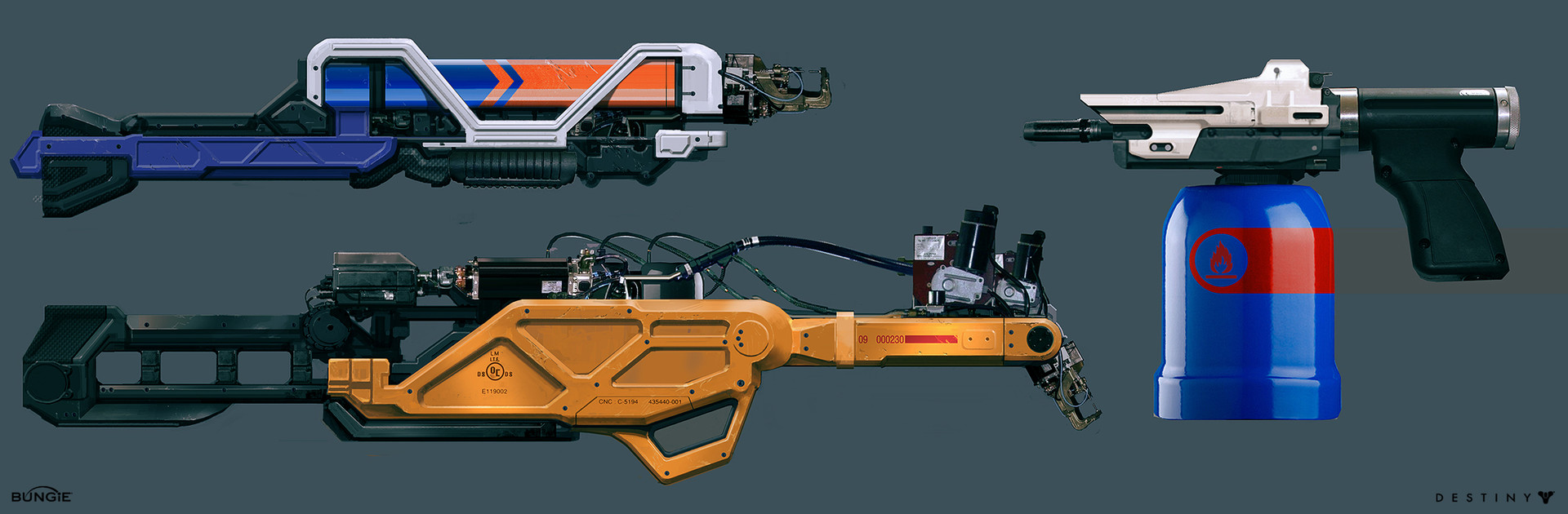 Destiny Art by Frank Capezzuto III