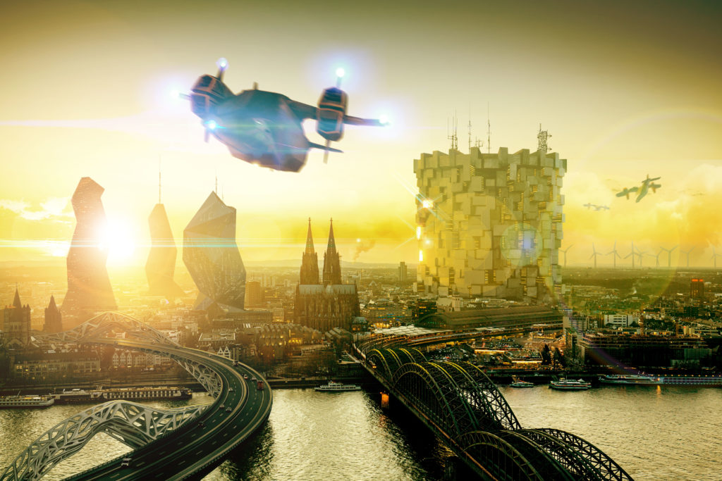Deus Ex Mankind Divided - Concept Art