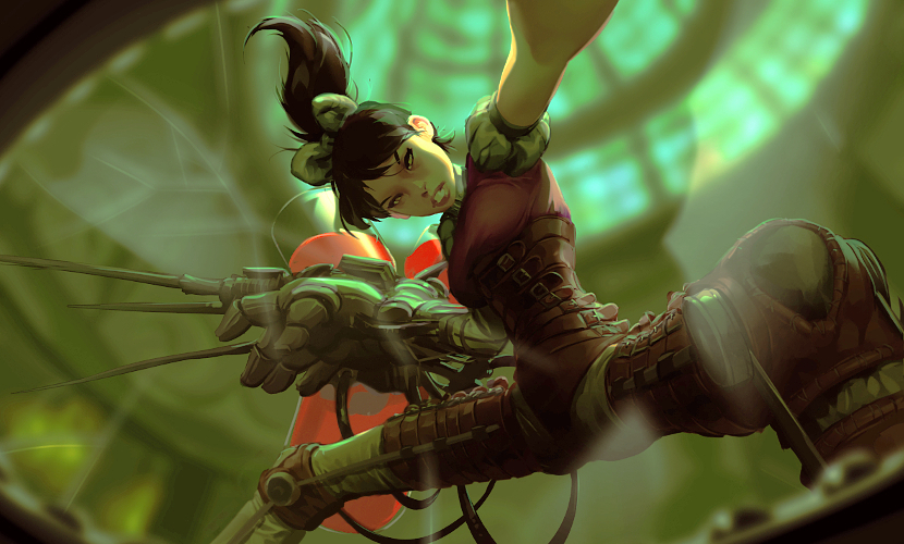 Best Gaming Fan Art from Around the Web - Grobi Grafik