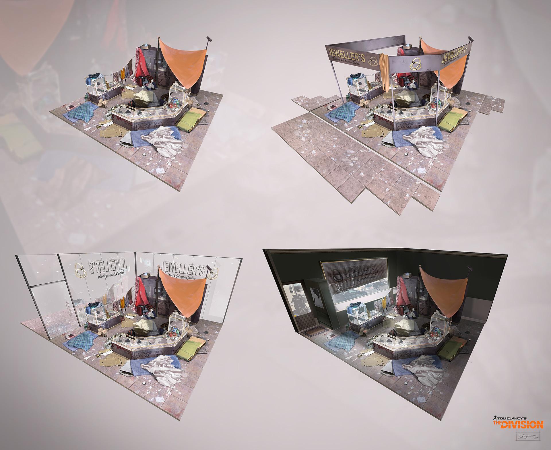 The Division Concept Art