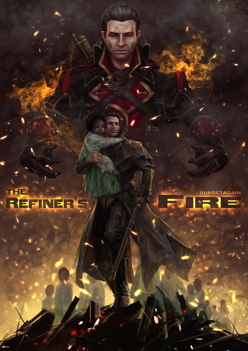 Refiners Fire by Liu Yan