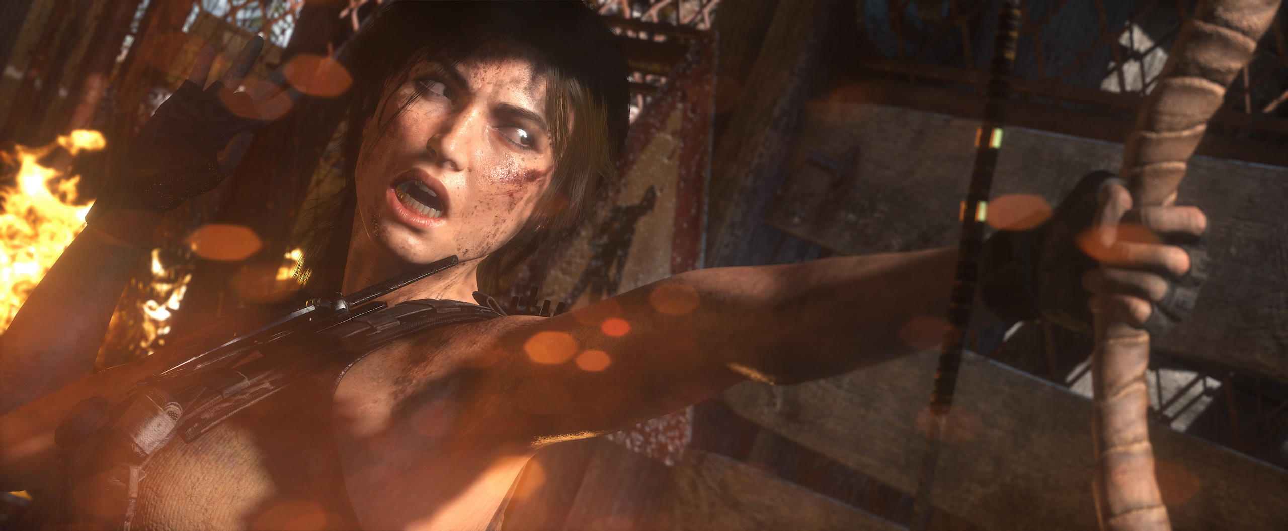 Tomb Raider - DeadEndThrills