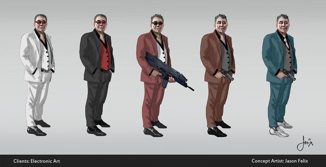 Battlefield Hardline Concept Art