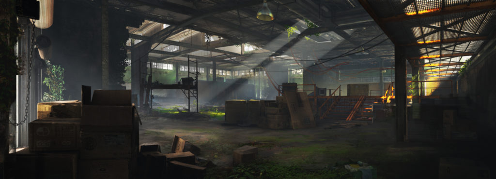 Workshop Entrance - Ville Assinen