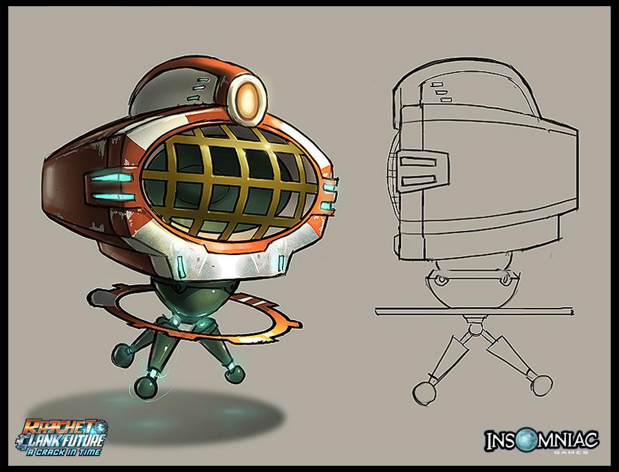 Collin G Concept Art