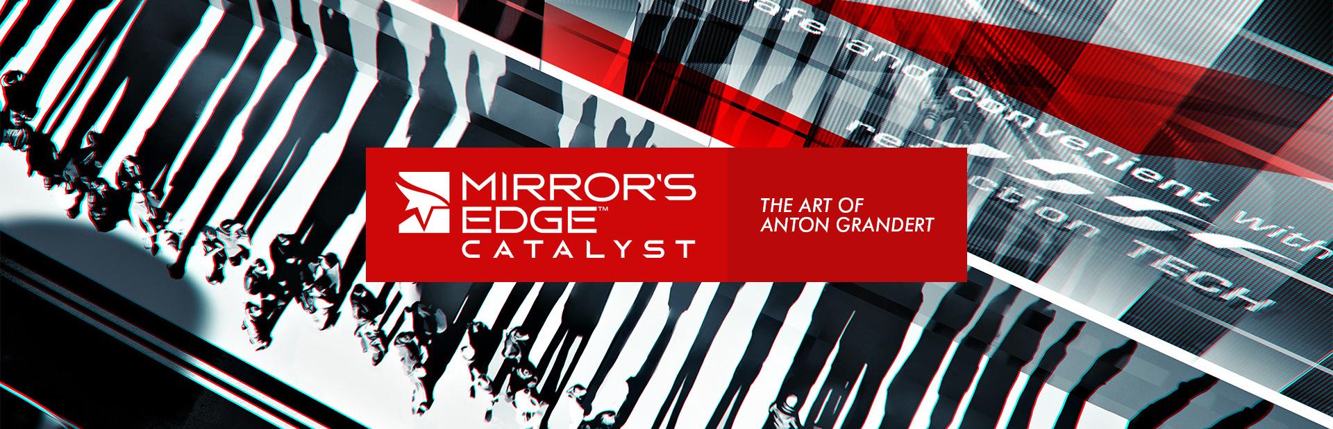 The Art of Mirror's Edge Catalyst by Anton Grandert