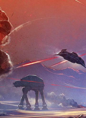 The Art of Star Wars Battlefront