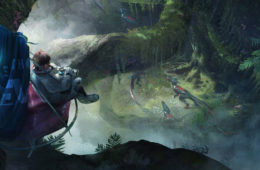 Robinson: The Journey Concept Art