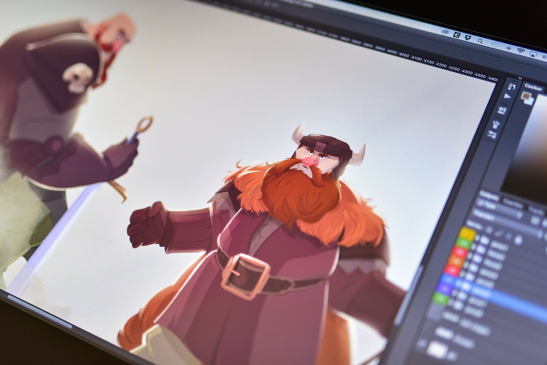 Character Design Collection by Vivien Bertin